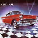 57 chevy Cross Stitch Pattern Cars Chevrolet ETP