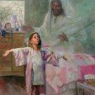 Jesus is With You Cross Stitch Pattern TBB