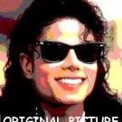Michael Jackson, Warhol~ized, Cross Stitch, Pattern, ETP