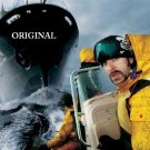 Sea Shepherds Whale Rescue Cross Stitch Pattern EPT