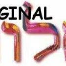 Shalom Cross Stitch Pattern Hebrew Jewish Christian Messianic ETP