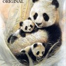 3 Pandas Cross Stitch Pattern Bears China ETP