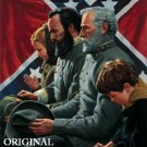 Civil War Generals Lee & Jackson Cross Stitch Pattern ETP