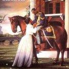 Civil War Farewell Cross Stitch Pattern African~American ~ETP~