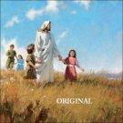 Yeshua Jesus Children Cross Stitch Messianic Christian ~ETP~