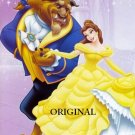 Beauty and the Beast 2 Cross Stitch Pattern Belle Disney ~ETP~