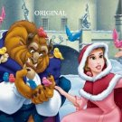 Beauty and the Beast 5 Cross Stitch Pattern Disney Belle ~ETP~