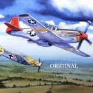 U.S. Army v Luftwaffe Cross Stitch Pattern Military ~ETP~