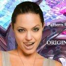 Angelina Jolie Cross Stitch Pattern ~ETP~