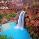 Havasu Falls ~ Grand Canyon Cross Stitch Pattern