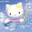 Hello Kitty Fairy Cross Stitch Pattern ~ETP~