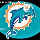 Miami Dolphins #3 Cross Stitch Pattern NFL Football ~ETP~
