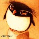 Cute Penguin Cross Stitch Pattern Birds ~ETP~