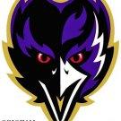 Baltimore Ravens #6 Cross Stitch Pattern NFL Football ~ETP~