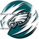Philadelphia Eagles #1 Cross Stitch Pattern Football NFL ~ETP~