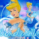 Cinderella Cross Stitch Pattern Disney ~ETP~