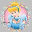 Cinderella Portrait Cross Stitch Pattern Disney ~ETP~