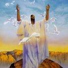 God's Beloved Son Cross Stitch Pattern Bible Messianic Jesus ~ETP~