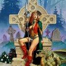 Celtic Fantasy 1 Cross Stitch Pattern ETP