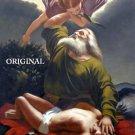 Abraham's Sacrfice Cross Stitch Pattern Jewish Messianic ETP
