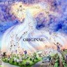 Bride of Christ Cross Stitch Pattern Christian Messianic ETP