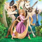 Tangled~Rapunzel Cross Stitch Pattern Disney ETP