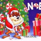 Tazmanian Noel Cross Stitch Pattern Disney ETP