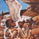 Horse Totem Cross Stitch Pattern Native American Indian ETP