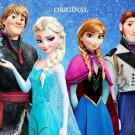 'Frozen' Characters Cross Stitch Pattern Disney ETP
