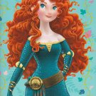 Disney Princess Merida Cross Stitch Pattern Fantasy ETP