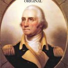 George Washington By Rembrandt Peale Cross Stitch Pattern ETP