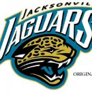 Jacksonville Jaguars AFC South Cross Stitch Pattern Foorball Sports ETP