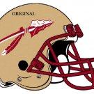 Florida State Seminoles Helmet Cross Stitch Pattern Football ETP