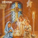 Church Nativity... ~Counted~ Cross Stitch Pattern ~Computer Generated~ ETP