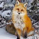 Winter Fox... ~Counted~ Cross Stitch Pattern ~Computer Generated~ ETP