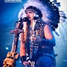 Zakk Wylde... ~Counted~ Cross Stitch Pattern ~Computer Generated~ ETP
