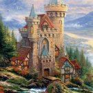 Guardian Castle... ~Counted~ Cross Stitch Pattern ETP