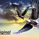 Eagles ~ Grace and Glory ~ Counted Cross Stitch Pattern ETP