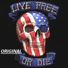 Live Free ir DIE!... ~Counted~ Cross Stitch Pattern ETP