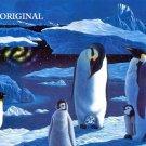 Penguin Universe COUNTED Cross Stitch Pattern ETP