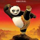 Kung Fu Panda... ~Counted~ Cross Stitch Pattern ETP