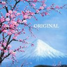 Mt. Fuji & Cherry Blossoms... ~Counted~ Cross Stitch Pattern ETP