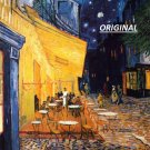 Cafe Terrace on Place du Forum... By Van Gogh... ~Counted~ Cross Stitch Pattern ETP
