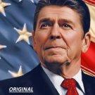 Ronald Reagan 2... ~Counted~ Cross Stitch Pattern ETP