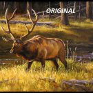 Elk 2... ~Counted~ Cross Stitch Pattern ~Computer Generated~... ETP