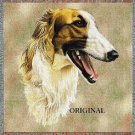 Borzoi Hound... ~Counted~ Cross Stitch Pattern