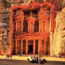 City of Petra, Jordan... ~Counted~ Cross Stitch Pattern ~Computer Generated~...  Bible Jewish... ETP