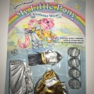 My Little Pony - Vintage G1 - Costume Wear - MOC - Galaxy Glamour