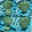 Green - Pearl - Shell - Custom Dye