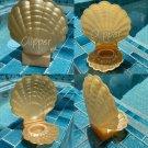 Golden Peach - Pearl - Shell - Custom Dye